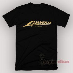Los Angeles California 1984 T-Shirt Unisex