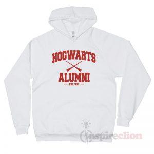 Harry Potter Hogwarts Alumni Hoodie Unisex
