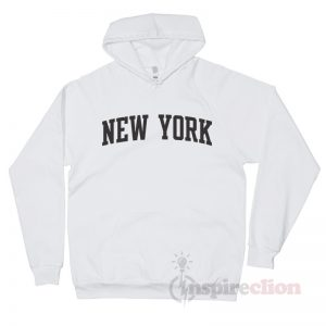 The New York Unisex Hoodie
