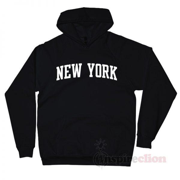 The New York Unisex Hoodie