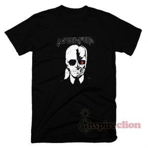 StyleStalker Lagerfeld Metal T-Shirt unisex