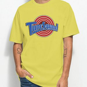 Tune Squad Basketball Space Jam T-Shirt