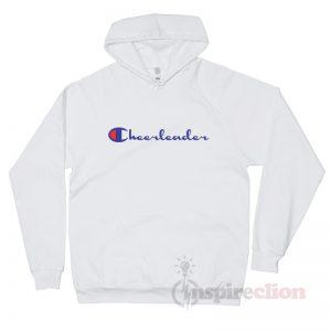 For Sale Leader Cheerleader Champion Logo Parody Hoodie Custom