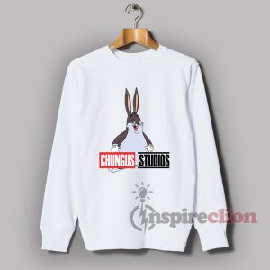 Big Chungus Studios Marvel's Parody Meme Sweatshirt