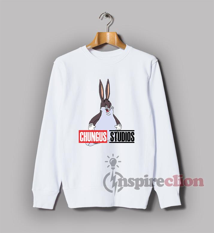 Big Chungus Studios Marvel S Parody Meme Sweatshirt Inspireclion Com