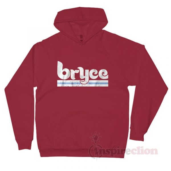 Bryce Harper Philadelphia Phillies Hoodie Unisex