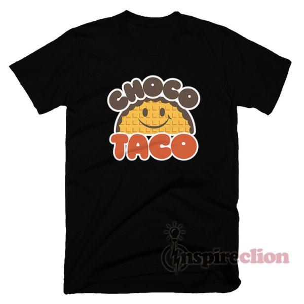 Choco Taco T-shirt Unisex