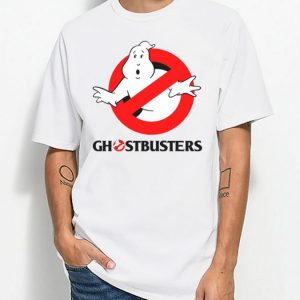 Ghostbusters The Supernatural Comedy T-shirt