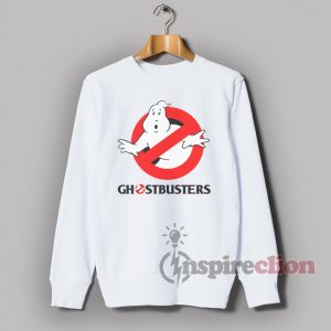 Ghostbusters The Supernatural Comedy Sweatshirt Unisex