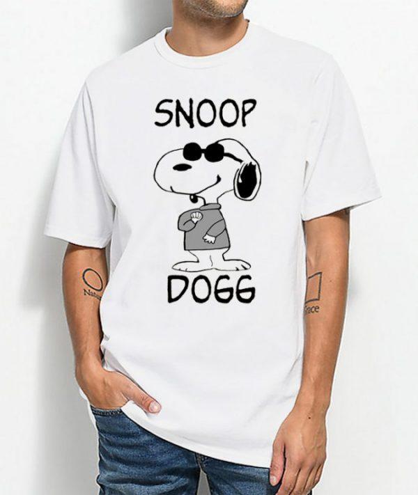 Snoopy Snoop Dogg Hip Hop Funny T-shirt