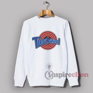 Tune Squad Logo Sweatshirt Unisex