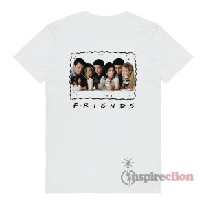 Forever Friends Throwback TV Show T-Shirt