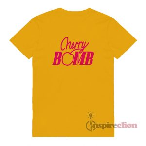 Gianni Harvard Cherry Bomb T-Shirt