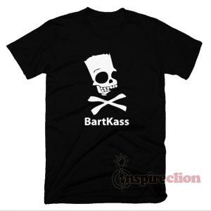 Bart Kas Simpson T-Shirt Clothes