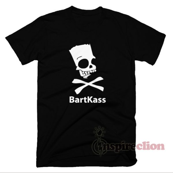 Bart Kas Simpson T-Shirt Clothes