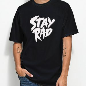 Stay Rad Unisex T-shirt