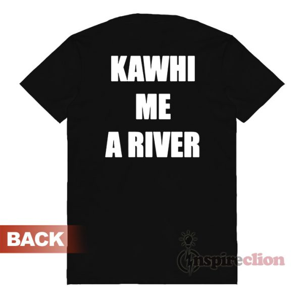 100 Miles Kwahi Me a River Tupac Above the Rim T-shirt