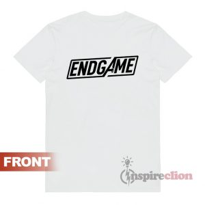 Avengers End Game Logo T-Shirt
