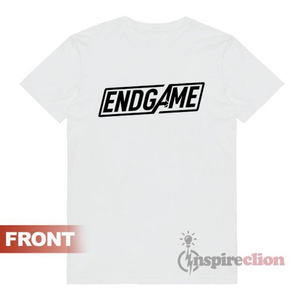 Avengers End Game Logo T-Shirt