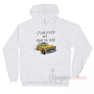 I Survived My Trip To NYC Tom Holland Hoodie