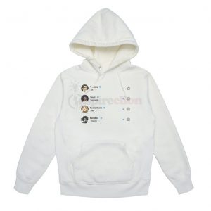 Freddie Mercury, Tupac Shakur, Kurt Cobain, Jimi Hendrix Legends Die Young Hoodie Version