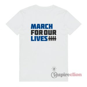 Vote For Our Lives T-Shirt Posters