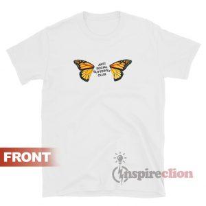Anti Social Butterfly Club T-shirt