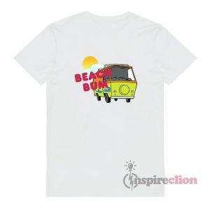Beach Bum Summer Funny T-shirt