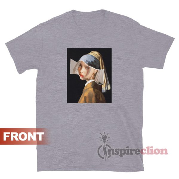 Billie Eilish x Art collection Johannes Vermeer T-Shirt