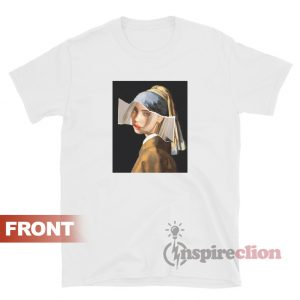 Billie Eilish x Art collection Johannes Vermeer T-Shirt