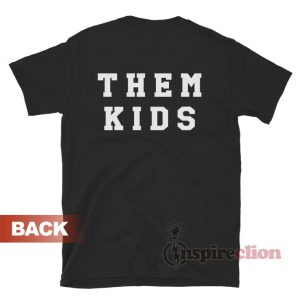 Fuck Them Kids T-shirt Michael Jordan Quotes