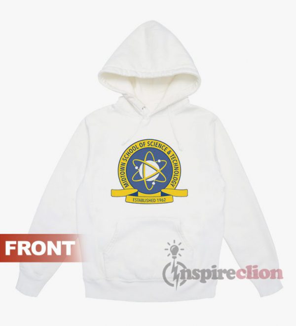 Midtown School Of Science And Technology Spider-Man Hoodie