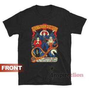 The Sanderson Sister Hocus Pocus T-Shirt