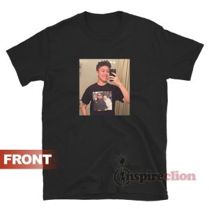 Rich Brian Selfie Himself On T-Shirt