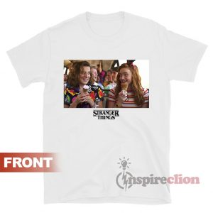 SCI-FI Stranger Things 3 T-shirt Character