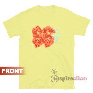 88 Rising Dragon Neon logo T-Shirt
