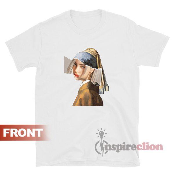 Billie Eilish Vermeer T-Shirt