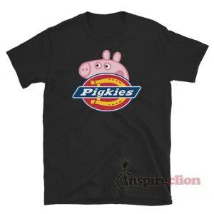 Dickies Pigkies Peppa Pig Parody T-Shirt