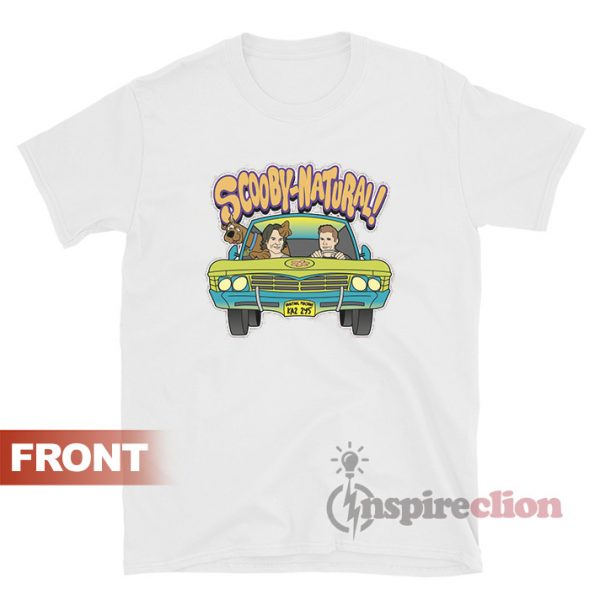 Supernatural & Scooby-Doo T-Shirt
