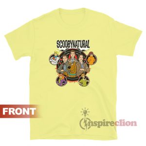 Scooby Natural T-Shirt Scooby Doo