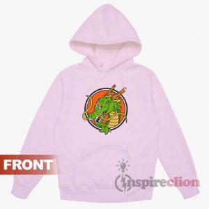 Shenron Logo Dragon Ball Z Funny Hoodie