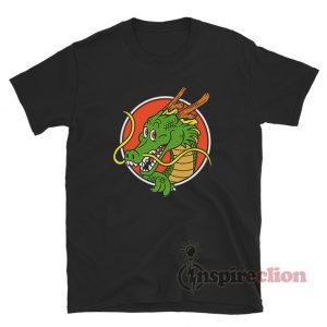 Shenron Logo Dragon Ball Z T-Shirt