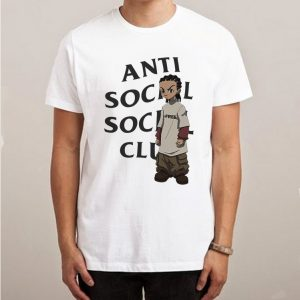 ASSC The Boondocks Riley Freeman T-Shirt
