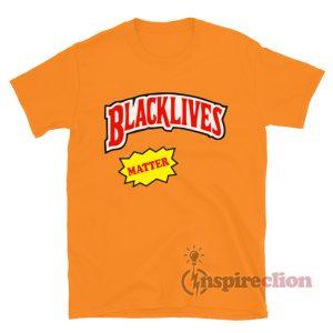 Black lives Matter Backwoods Style T-shirt