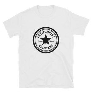 Greta Thunberg Antifa Star T-Shirt