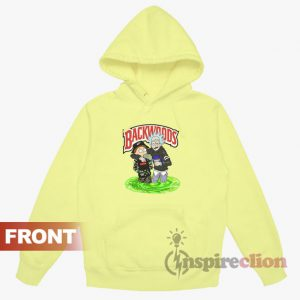 Backwoods Rick and Morty Hypestyle Hoodie