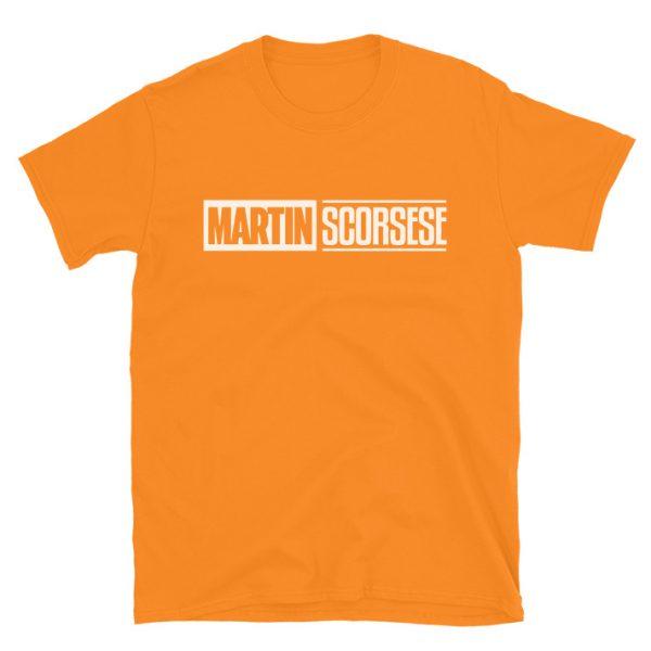 Martin Scorsese Logo Marvels MCU T-Shirt
