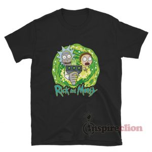 Rick and Morty Season 4 Funny T-shirt