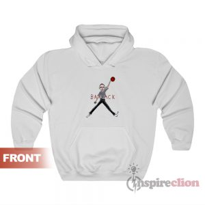 Air Barack Obama Hoodie For Unisex