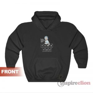 Rick and Morty Science Is Wise Hoodie
